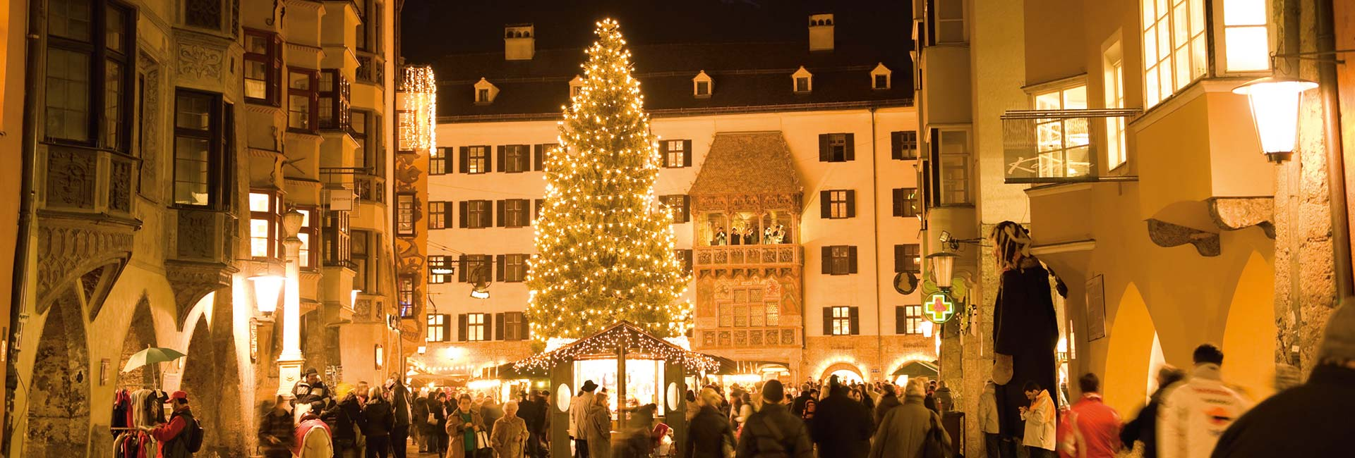 Christmas Market in Innsbruck