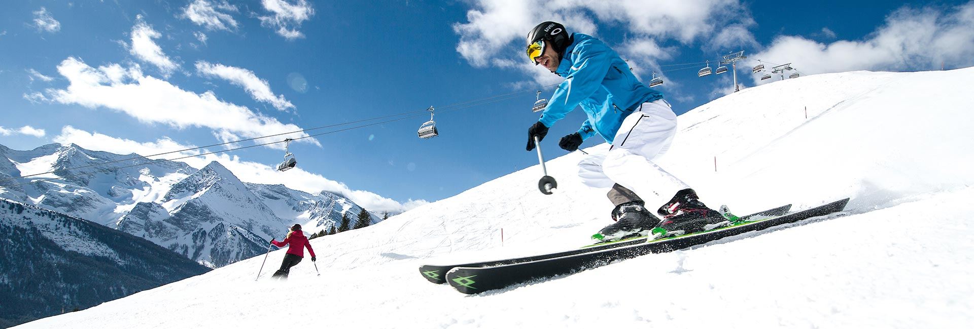 Eggalm - a Paradise for ambitious Skiers